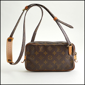 Louis Vuitton LV Monogram Marly Bandouliere Crossbody