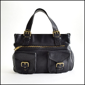 Marc Jacobs Limited Edition Black Stella Bag