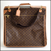 Louis Vuitton LV Monogram Portable Cabine Garment Bag