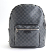 a413f56a8c829 ... Louis Vuitton Black Damier Josh Backpack