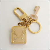 Louis Vuitton Bijoux Fantaisie S Lock Key Holders