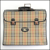 Burberry Nova Check Garment Cover