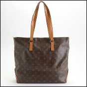 Louis Vuitton Monogram Cabas Mezzo Bag