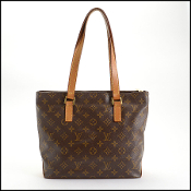 Louis Vuitton LV Monogram Cabas Piano Tote Bag