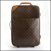 Louis Vuitton LV Monogram Pegase 55 Suitcase