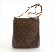 Louis Vuitton LV Monogram Musette Salsa Short Shoulder Bag