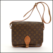 Louis Vuitton LV Monogram Cartouchiere GM Crossbody Bag