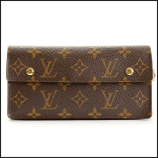 Louis Vuitton LV Monogram Portefeuille Accordeon Wallet