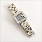 Gucci Stainless Steel Link Watch