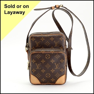 Louis Vuitton LV Monogram Amazone Crossbody